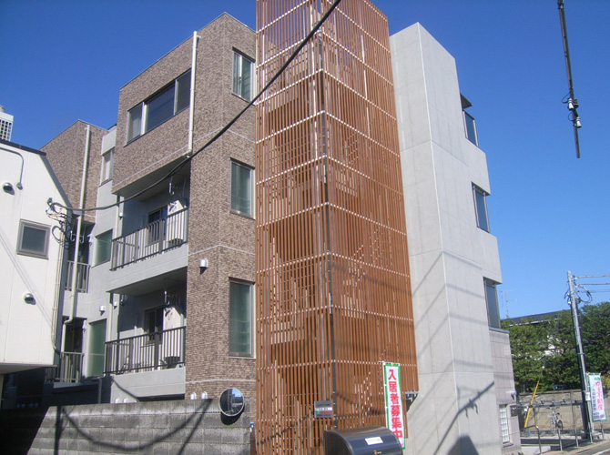 オイスカハウス新築工事