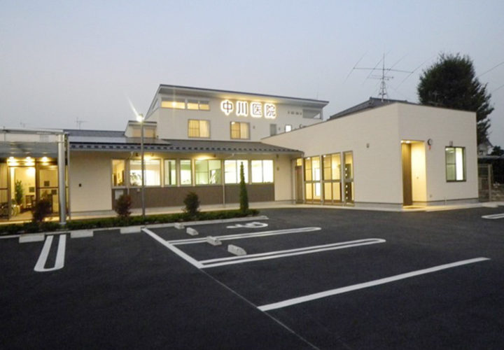 中川医院新築工事