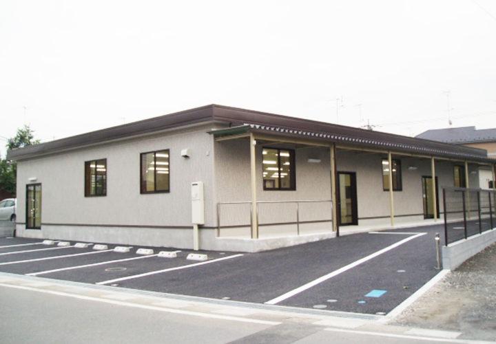 リクルートスタッフィング東松山新築工事