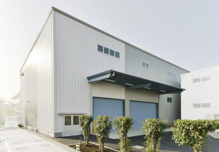第3森田倉庫増築工事