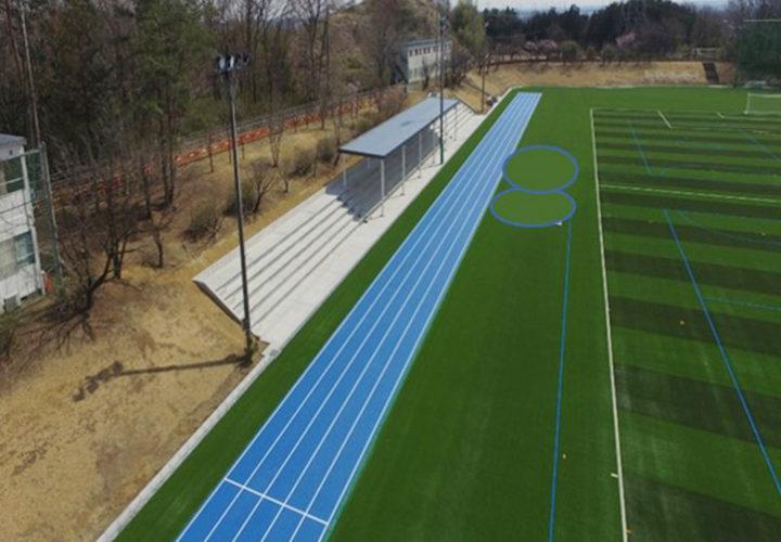 埼玉鳩山キャンパス総合グラウンド整備工事